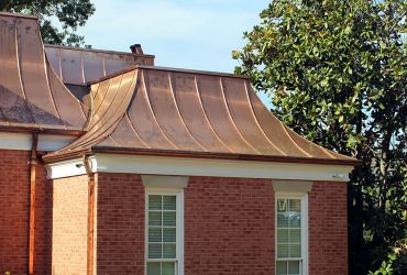 Custom Copper & Bay Windows