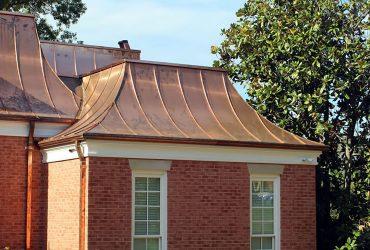 Custom Copper & Bay Windows